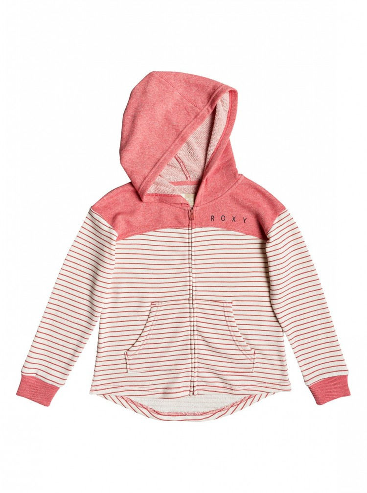 Купить Кардиган ROXY Happiest Fall G Mineral Red Simple Stripe, Пакистан