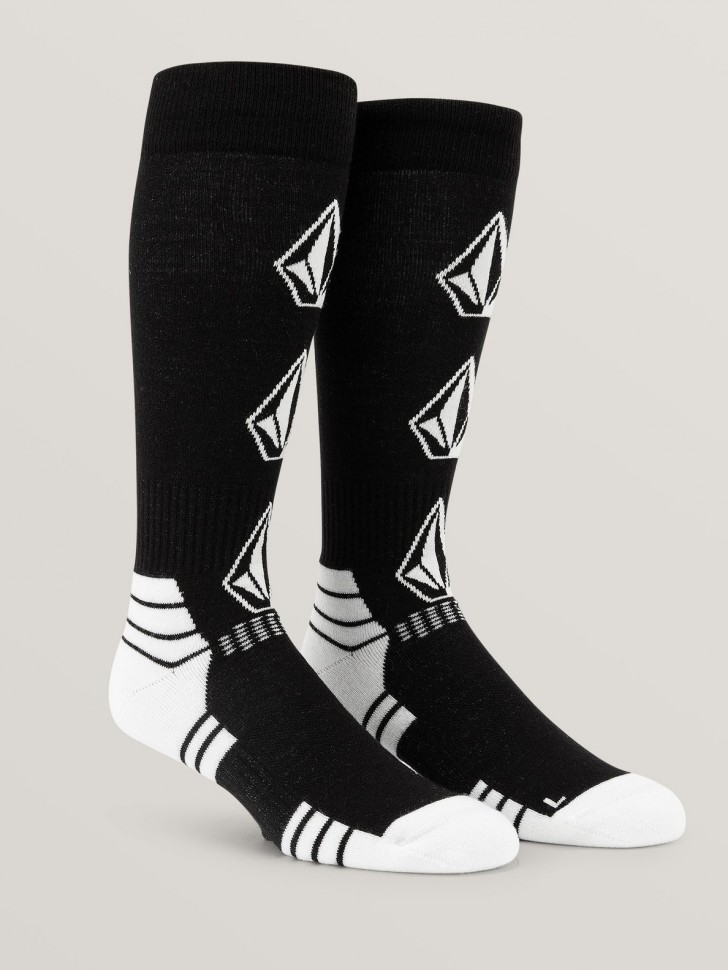 Термоноски для сноуборда мужские VOLCOM Synth Sock Black фото