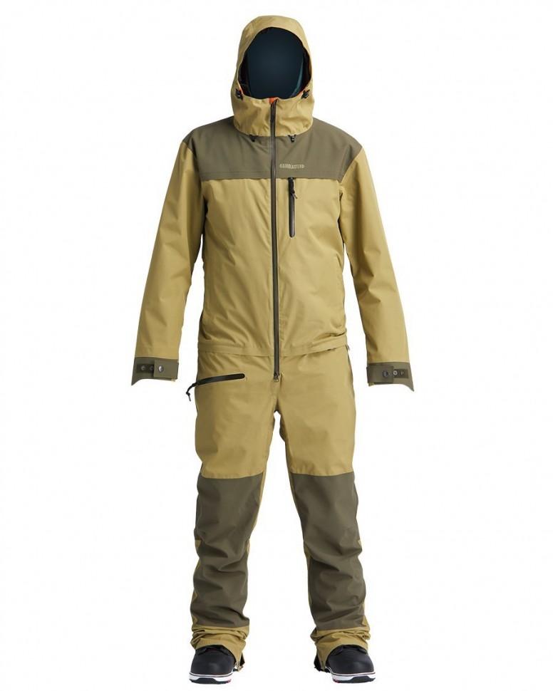 Комбинезон для сноуборда мужской AIRBLASTER Beast Suit Herb 2020 фото