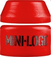 Амортизаторы MINI LOGO Hard 100A RED
