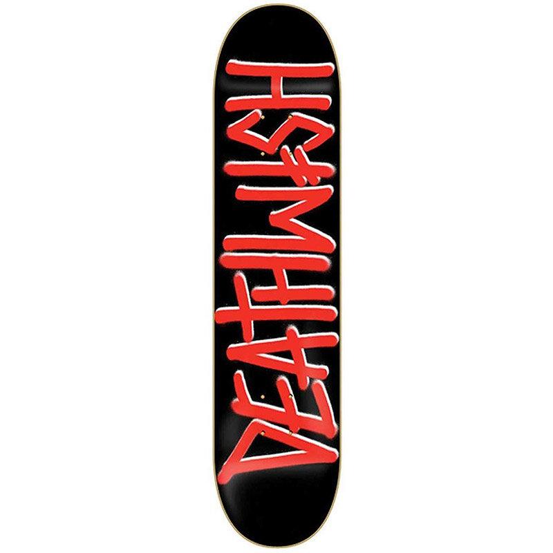 Дека для скейтборда DEATHWISH Deathspray Deck Red 8.25 дюйм