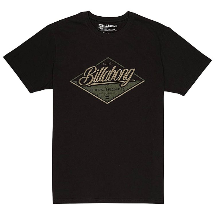 Купить Футболка BILLABONG T Street Tee Ss SS18 Black