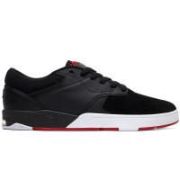 Кеды DC SHOES Tiago S M Shoe Black/Athletic Red/Black