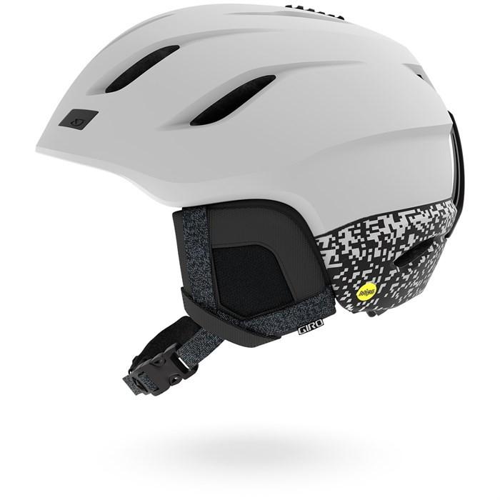 Купить Шлем горнолыжный GIRO Nine Matte Light Grey, Сша