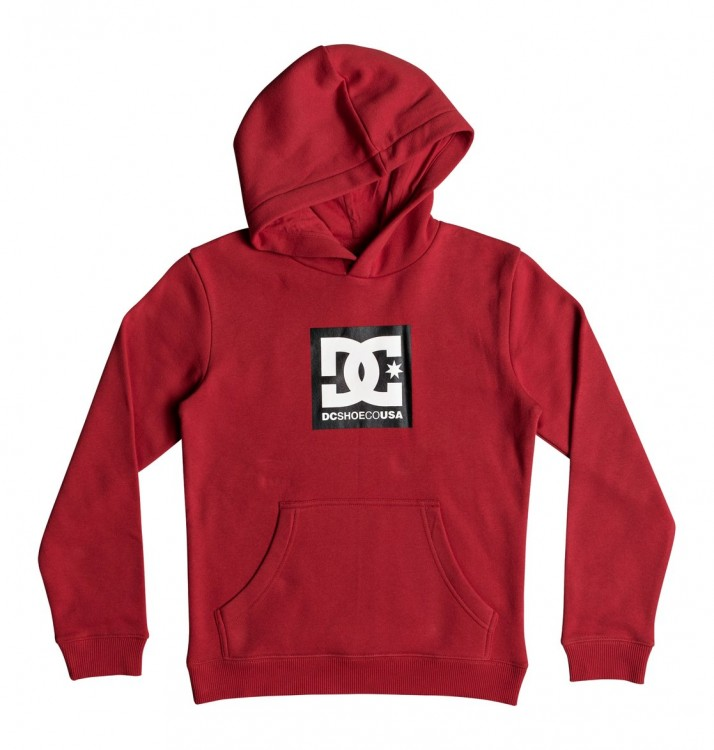 Джемпер DC SHOES Square Star Ph B Tango Red, фото 1