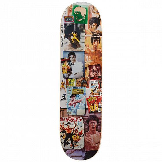 Дека для скейтборда DEATHWISH Jh Obsessed Deck 8.25 дюйм