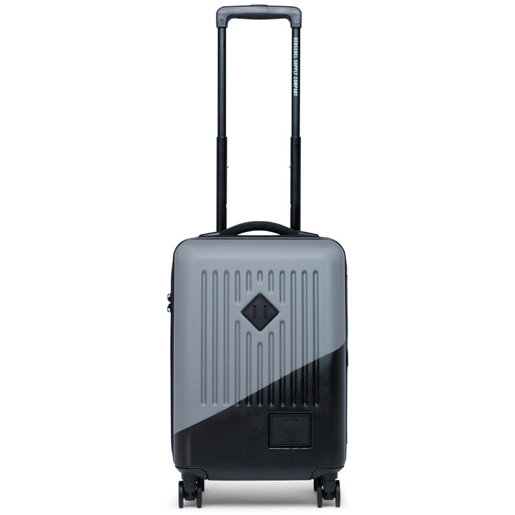 Чемодан на колесах HERSCHEL Trade Power Carry-On 34L Grey/Black, фото 1