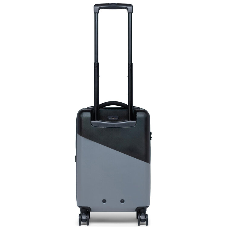 Чемодан на колесах HERSCHEL Trade Power Carry-On 34L Grey/Black, фото 2