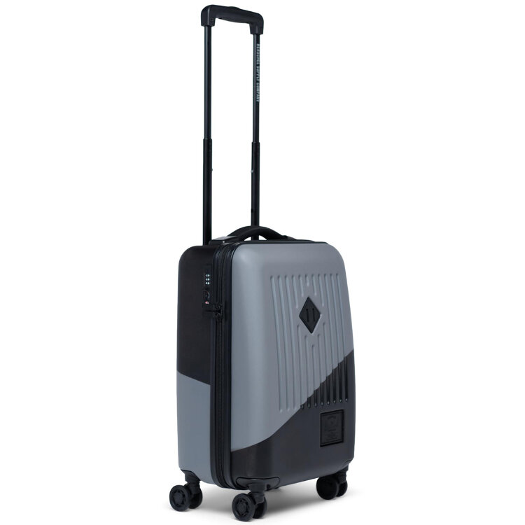 Чемодан на колесах HERSCHEL Trade Power Carry-On 34L Grey/Black, фото 3