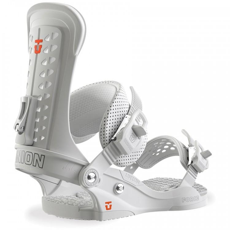 Купить Крепления для сноуборда мужские Union Force White, Китай