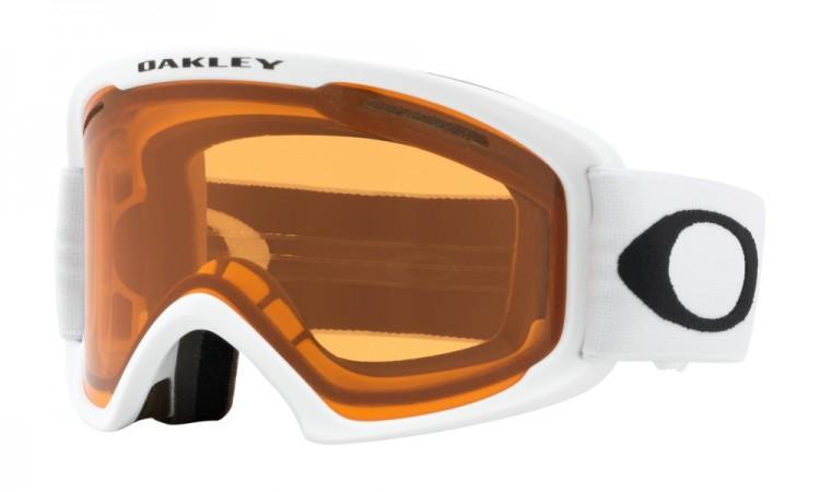 Купить Маска горнолыжная OAKLEY O Frame 2.0 Xl Arctic Fracture Matte White/Persimmon, Китай
