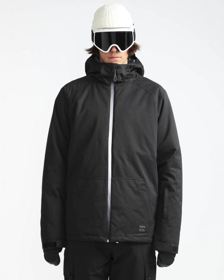 Купить Куртка сноубордическая мужская BILLABONG All Day Black Caviar, Китай