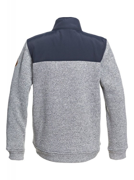 Кардиган QUIKSILVER Kellermixfz M Blue Nights, фото 6