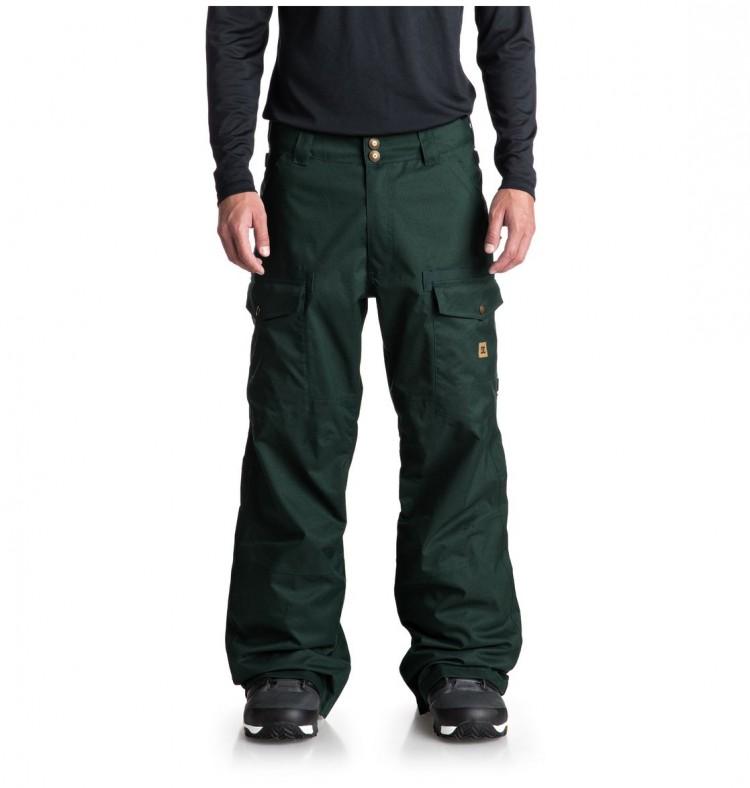 Штаны для сноуборда мужские DC SHOES Code Pnt M Pine Grove, Китай  - купить со скидкой