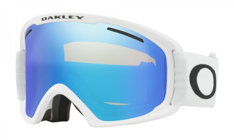 Купить Маска горнолыжная OAKLEY O Frame 2.0 Xl Arctic Fracture Matte White/Violet Iridium, Китай