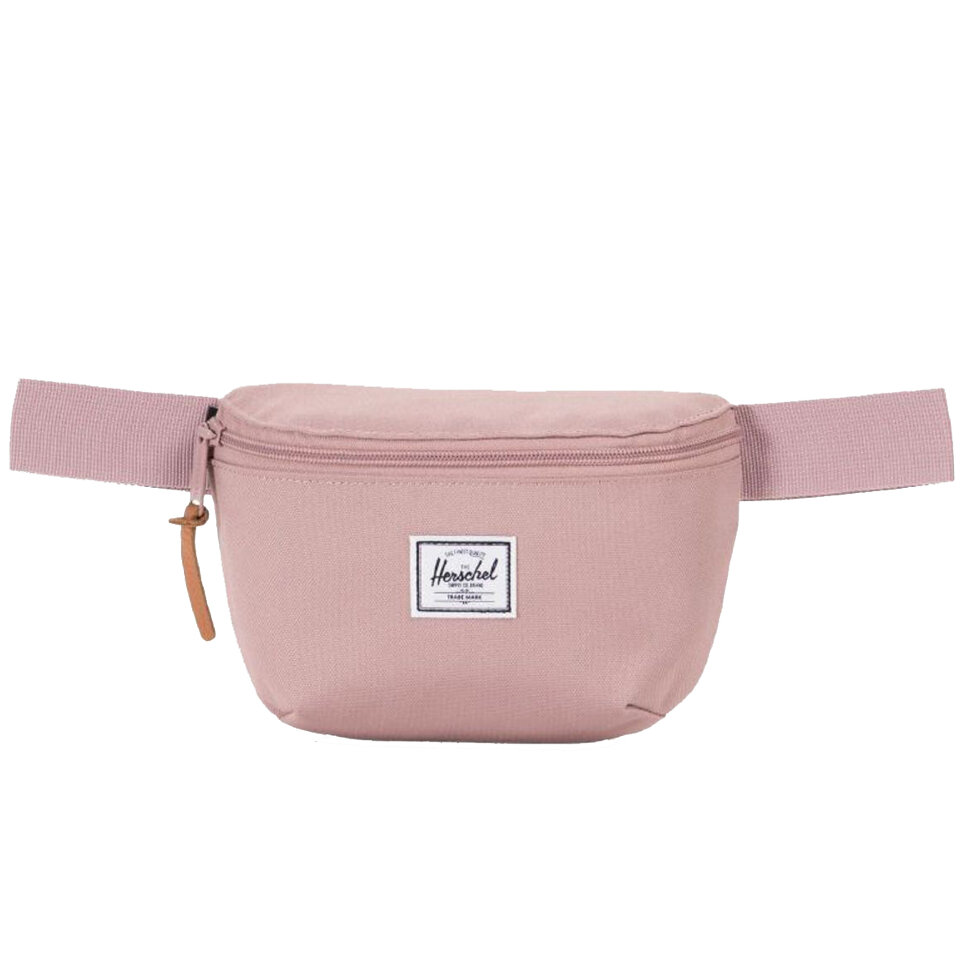 фото Сумка на пояс herschel fourteen ash rose 2021
