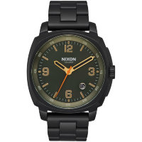 Часы NIXON Charger A/S All Black/Surplus