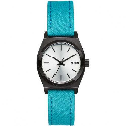 Купить Часы женские Nixon Kensington Leather Rose Gold