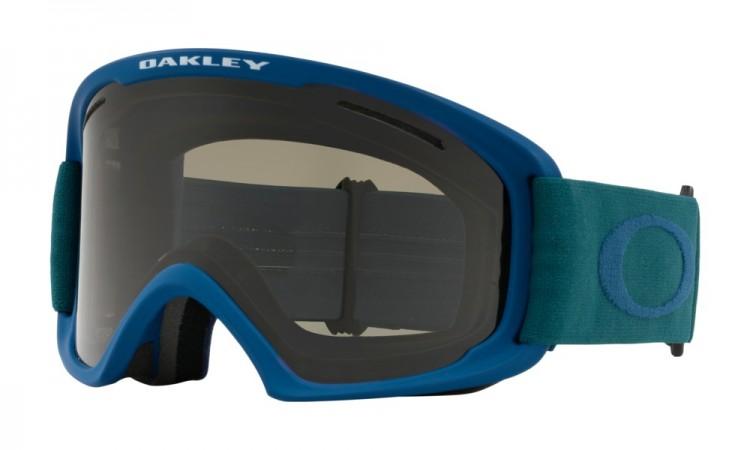 Купить Маска горнолыжная OAKLEY O Frame 2.0 Xl Arctic Fracture Poseidon Balsam/Dark Grey, Китай