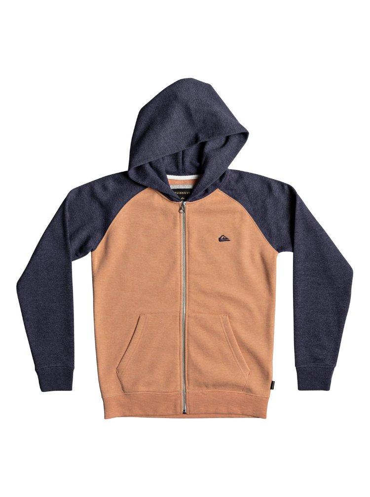 Купить Кардиган для мальчиков-подростков QUIKSILVER Everydayzipyth B Cadmium Orange Heather, Пакистан