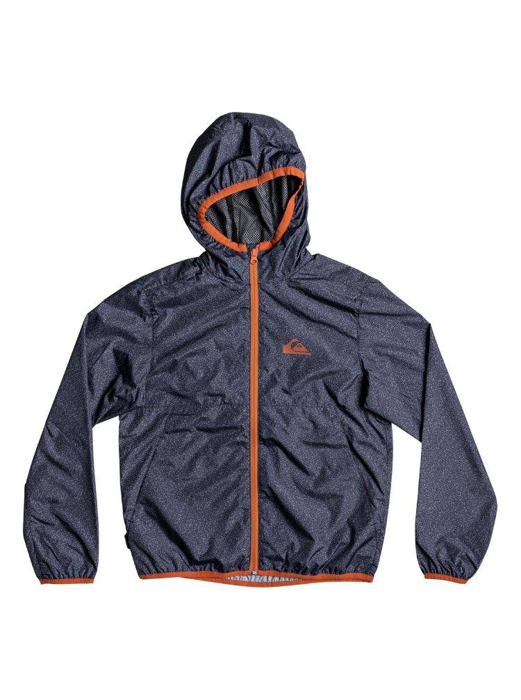 Купить Куртка для мальчиков-подростков QUIKSILVER Contrastjackety B Navy Blazer Heather, Индонезия