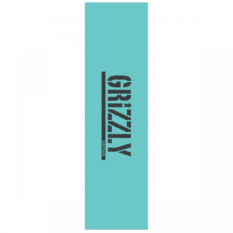 Шкурка для скейтборда GRIZZLY Reverse Stamp Griptape Tiffany 2020, фото 1
