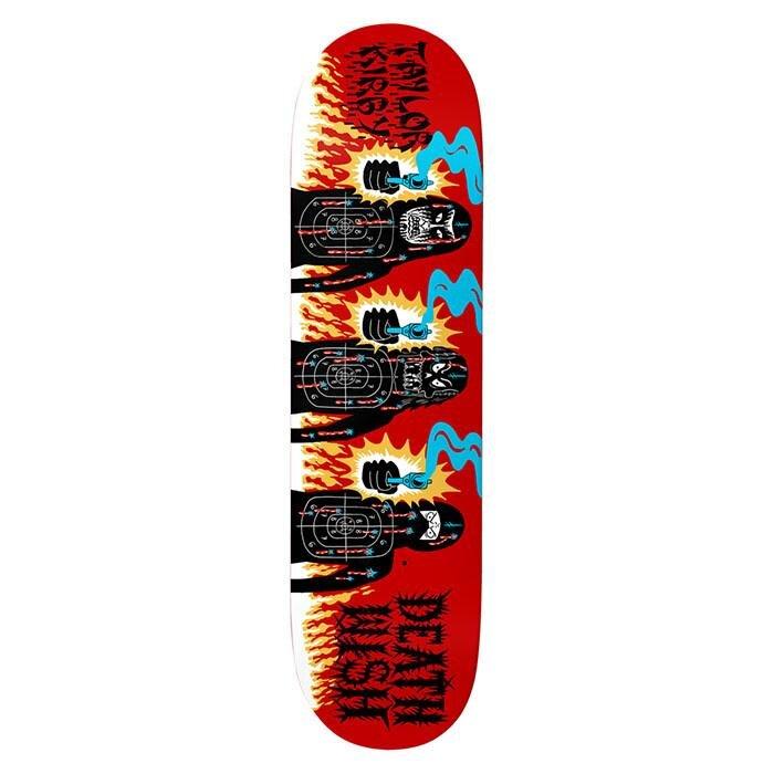 Дека для скейтборда DEATHWISH Tk Revenge Of The Ninja 8.125 дюйм