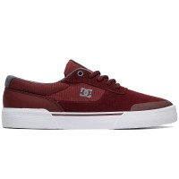Кеды DC SHOES Switch Plus S M Shoe Burgundy