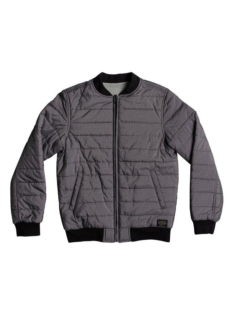 Купить Куртка для мальчиков-подростков QUIKSILVER Darkfieldyouth B Black, Индонезия
