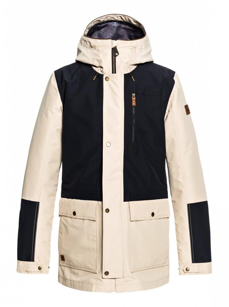 Купить Куртка для сноуборда мужская QUIKSILVER Sedona Jk M Mojave Desert, Индонезия