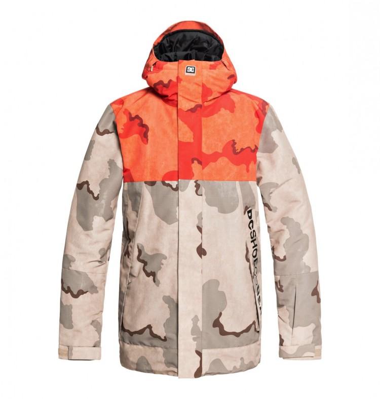 Купить Куртка сноубордическая DC SHOES Defy M Incense Dcu Camo Men, Китай