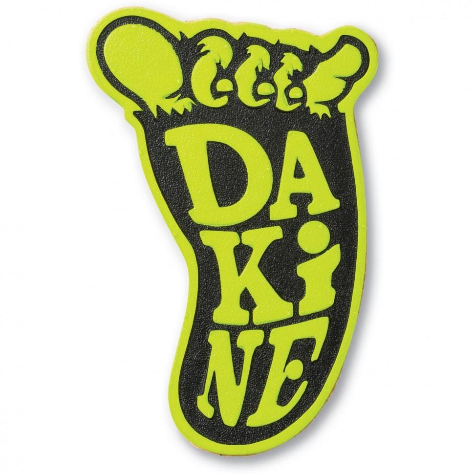 Наклейка на доску DAKINE Shakasquatch Stomp Black / Citron 2020 фото