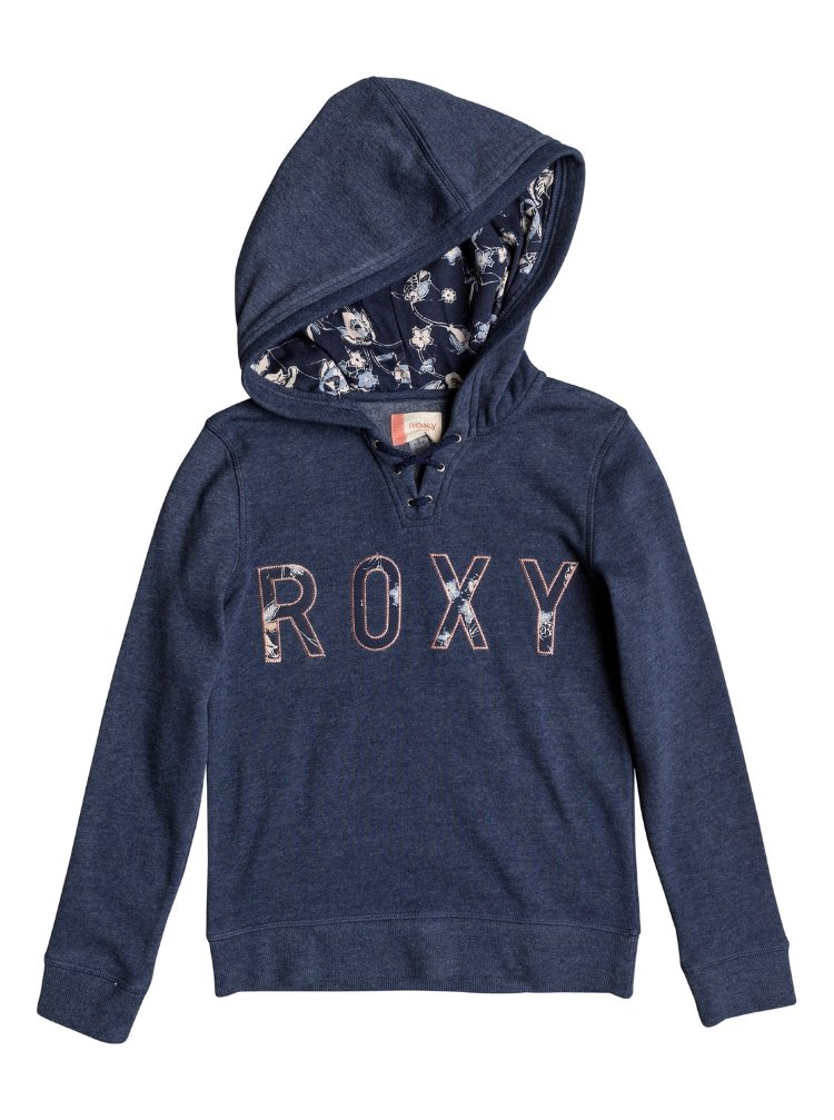 Джемпер для девочек-подростков ROXY Hope You Know B G Dress Blues Heather, Китай  - купить со скидкой