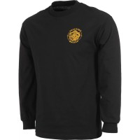 Лонгслив SPITFIRE L/S Fury Black/Gold/Red