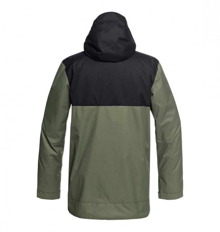ed3fe531c618 Куртка для сноуборда мужская DC SHOES Defy M Beetle — купить в ...
