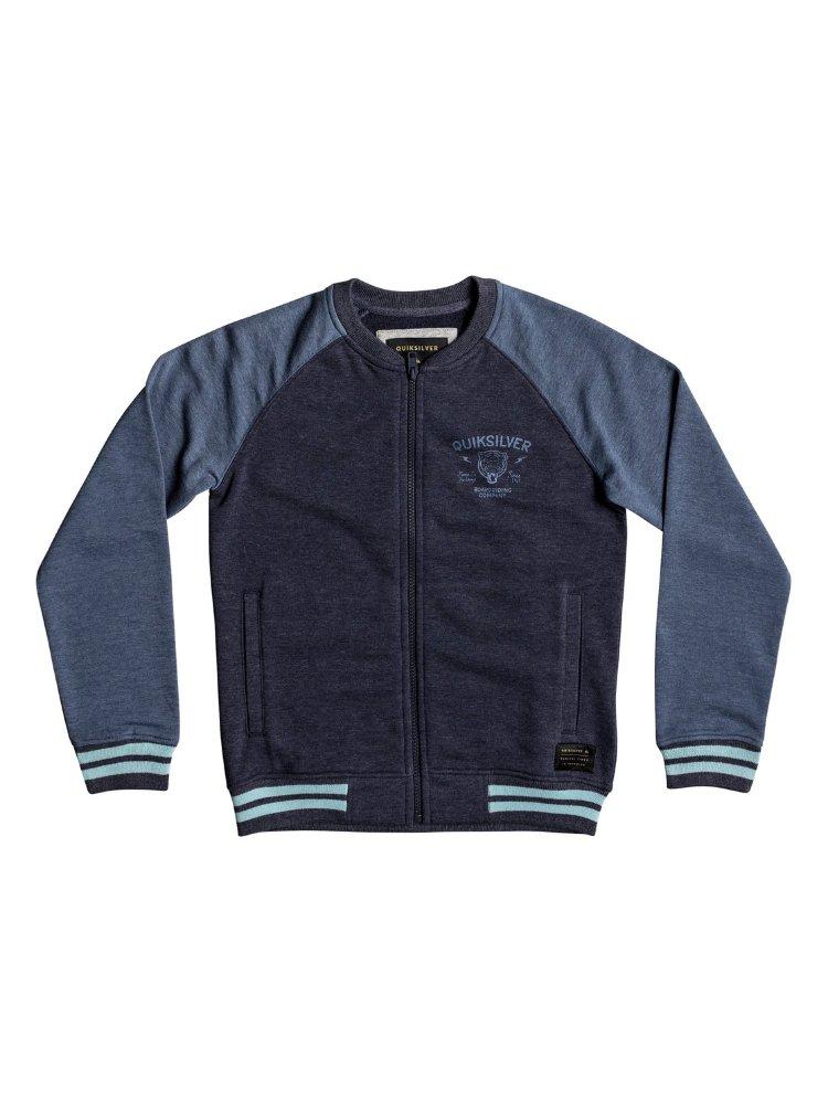 Купить Кардиган для мальчиков-подростков QUIKSILVER Janapazzipyouth B Navy Blazer Heather, Пакистан