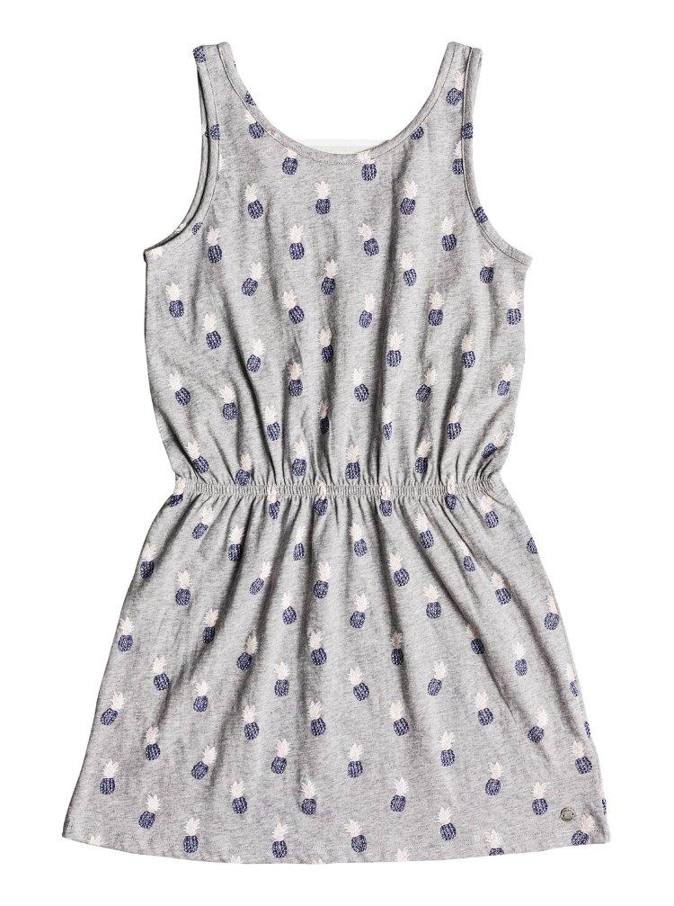 Купить Платье для девочек-подростков ROXY Fearlessfriend G Heritage Heather Ice Pineapple, Индия