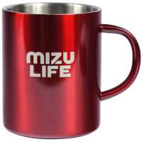 Кружка MIZU Mizu Camp Cup A/S Mizu Life Red Steel Le