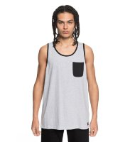 Майка мужская DC SHOES Contra Tank 2 M Grey Heather