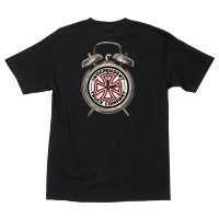 Футболка мужская Independent x Thrasher Time To Grind Black