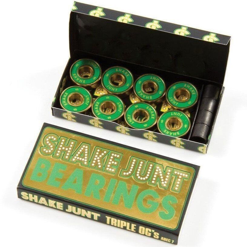 Подшипники SHAKE JUNT Sj Abec 7 Bearings
