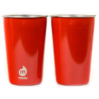 Стакан MIZU Mizu Party Cup Set A/S Glossy Red Le