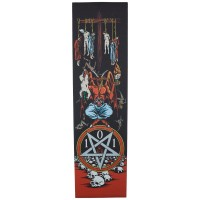 Шкурка для скейтборда 101 Devil Worship Grip Tape 5