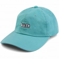 Кепка BAKER Chico Mint Dad Hat Mint