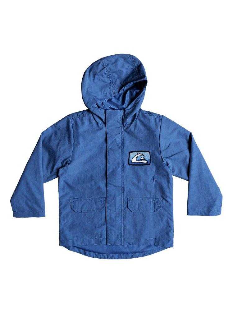 Купить Куртка для мальчиков QUIKSILVER Spillinboy K Bright Cobalt Spillin, Индонезия