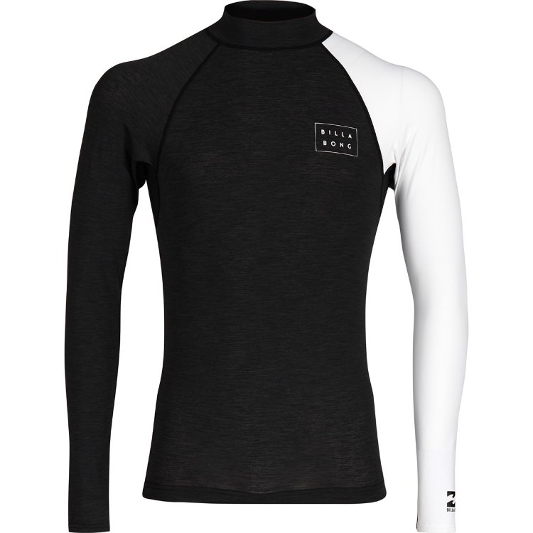 Купить Лайкра BILLABONG Contrast Ls SS18 Black Heather