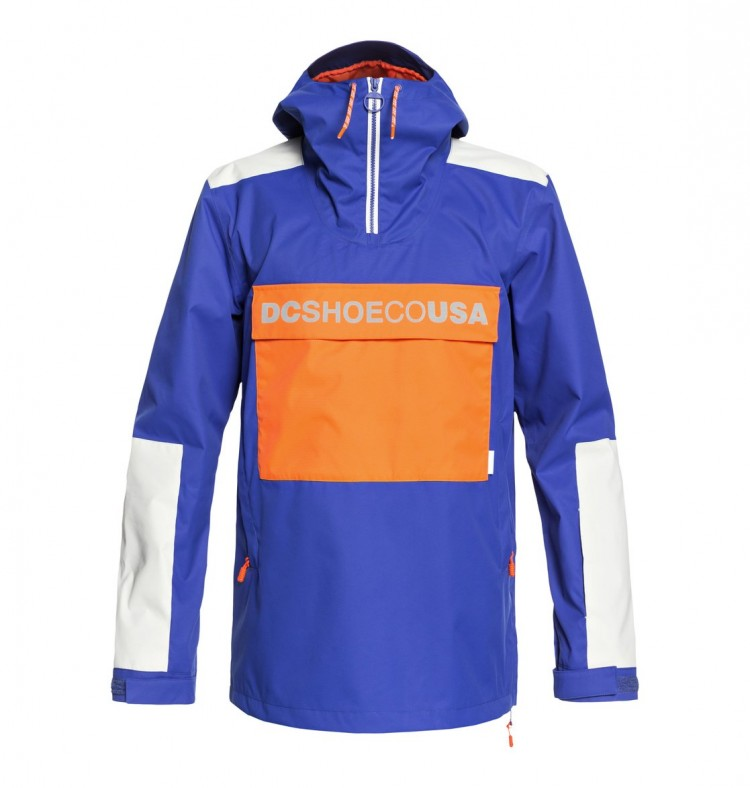 Купить Куртка для сноуборда мужская DC SHOES Rampart Jkt M Surf The Web, Китай