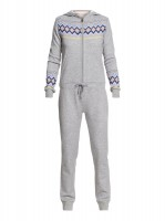 Комбинезон ROXY Warm Up Onepiec J Warm Heather Grey