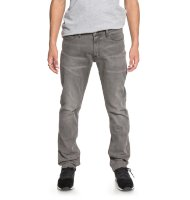 Джинсы мужские DC SHOES Worker Straight M Light Grey