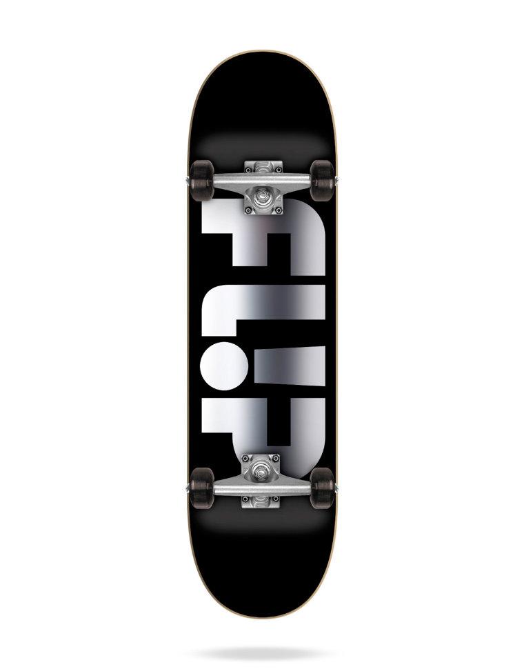 Комплект Скейтборд FLIP Odyssey Complete FORGED BLACK 7,75